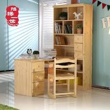 Diy Wood Computer Desk by Desk Bookshelves Computer Desk Bookcase Computer Desk Combo