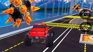 100 Spikes Game Zone Truck Mania 100 Bumps Speed Extreme Car Crash Simulator Deadly Race Android