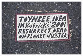 toynbee tile at sixth and south streets philadelphia by ernest