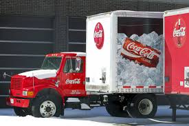 Freight Costs Weighing On Earnings At Consumer-Goods Makers - WSJ What Every Coca Cola Driver Does Day Of The Year Makeithappy Dash Cam Viral Video Captures An Audi Driving Do This Dangerous Move Cacola Bus Spotted In Ldon As The Countdown To Christmas Starts Truck Coca Cola This Is Why The Truck Isnt Coming To Surrey Transportation Technology Wises Up Autonomous Vehicles Uberization Lorry In Coventry City Centre Contrylive Showcase Cinema Property Revived Coke Build Facility Erlanger Teamsters Pladelphia Distributor Agree New 5year Driver Youtube Health Chief Hits Out At Tour West
