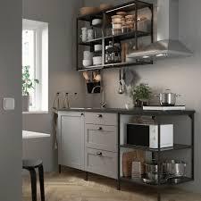 pe795053 ikea küche grau küchen journal