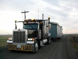 Mobile Home Transport Preperation & Construction