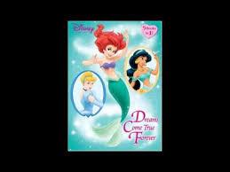 Dreams Come True Forever Disney Princess Jumbo Coloring Book