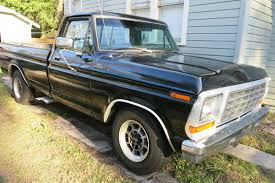 1978 Ford F-250 Pickup - 460 V8 Engine, Automatic, Long Bed ...