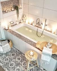 home spa relaxen im eigenen bad in einem behaglichen
