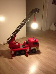 brandweerauto l fire brigade truck light from my craft table