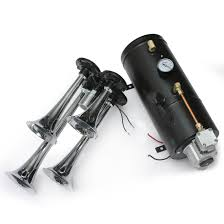 1X Chrome 4 Trumpet Auto Car Truck Zinc Alloy Loud Train Air Horn ... Train Horn Kit For Truck Kleinn Pro Blaster Air Kits Horns Trucks Canada Best Resource 150psi 150db 12v Car 6 Liter Tank Compressor 4 Buy Iglobalbuy 125db Black Musical La Cucaracha 5 Trumpet Heavy Duty Emergency Fire Commercial Installing On Your Kit Tips Demo Of Hornblasters Install Truckin Magazine And Aw Direct Lubbock Knight Knights Clean And Mean 2014 Ram 2500 Model Hk6 Triple Hk9 Best Price Larath Car Boat Truck 178db 12v Air Horn Compressor Dual