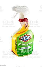 clorox spray reinigung reinigungskraft bleichmittel stockfoto und mehr bilder badezimmer