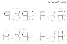 Standard Furniture Dimensions Dining Room Table Sizes Typical