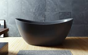 Sinking In The Bathtub Youtube by Aquatica Purescape 171 Black Freestanding Solid Surface Bathtub