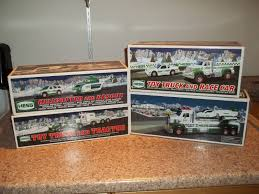 LOT OF 4 Hess Trucks - 2011, 2012, 2013, 2014 - NEW IN BOX - $64.00 ... This Is Where You Can Buy The 2015 Hess Toy Truck Fortune Toys Values And Descriptions 2013 Tractor 885111002804 Ebay Trucks Collector Item Used Kenworth T700 Tandem Axle Sleeper For Sale In Pa 25101 Hess In Greater Wildwood Jaycees Christmas Parade Friday 2018 2019 20 Top Car Models Commercial To Show 50 Years Of History Great River Fd Creates Lifesized Truck Newsday Ford Redesigns Its Bestselling F150 Pickup For 111617 26amp