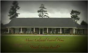 MYERS COLONIAL FUNERAL HOME & CREMATORIUM