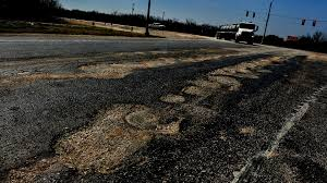 Transport-heavy Gas And Oil Production Is Destroying Texas Roads - Axios