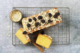 olivenöl cake mit mandeln
