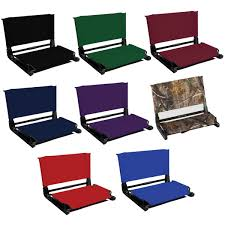Padded Stadium Chairs For Bleachers by Stadium Chair Bleacher Seat Wsc1 Deluxe Model 3