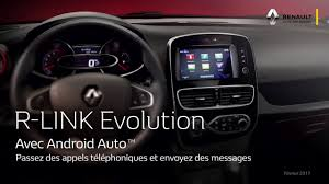 test si e auto groupe 2 3 r link evolution android auto fra