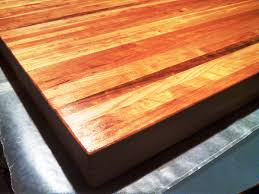 Wood Rustic Cherry Counter Top