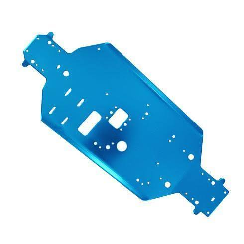 Redcat Racing Aluminum Chassis - Blue