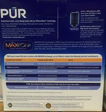 Pur Water Filter Faucet Adapter by Pur Maxion Faucet Mount Water Filter Harvey Cares
