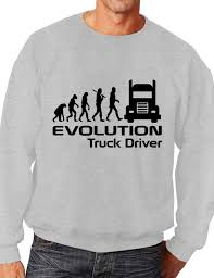 Evolution Of A Truck Driver Job Work Unisex Sweatshirt Size S-XXL | EBay Sample Job Letter For Truck Driver Granistatetsmarketcom 60 70 Hour Rule Fv3 Youtube Mr Crane Jobs Australia Surprising Resume Samples For Drivers With An Objective Tow Design Template Professional Cover When Is An Ownoperator Excluded From Workers Comp Ecofriendly Driving In Pittsburgh Bay Choosing The Best Trucking Company To Work Good Resume Example Examples Paul Transportation Inc Tulsa Ok Traineeship Dump