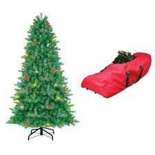Itwinkle Christmas Tree Troubleshooting by Ge Storage U0026 Organizers Itwinkle 7 5 Ft Just Cut Frasier Arti