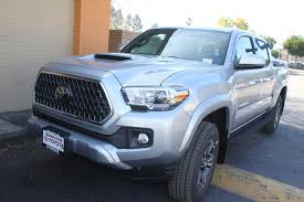 New 2018 Toyota Tacoma TRD Sport Double Cab In San Jose #T181151 ... New 2018 Toyota Tacoma Trd Sport Double Cab In Elmhurst Offroad Review Gear Patrol Off Road What You Need To Know Dublin 8089 Preowned Sport 35l V6 4x4 Truck An Apocalypseproof Pickup 5 Bed Ford F150 Svt Raptor Vs Tundra Pro Carstory Blog The 2017 Is Bro We All Need Unveils Signaling Fresh For 2015 Reader