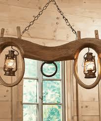western lighting rustic western decor