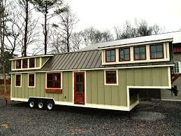 Very Large Farmhouse Style Luxury Tiny House
