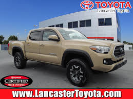 Certified Pre-Owned 2016 Toyota Tacoma TRD Off Road Crew Cab Pickup ... Preowned 2017 Toyota Tacoma Trd Sport Crew Cab Pickup In Lexington 2wd San Truck Waukesha 23557a 2018 Charlotte Xr5351 Used With Lift Kit 4 Door New 2019 4wd Boston Gloucester Grande Prairie Alberta Sport 35l V6 4x4 Double Certified 2016 Escondido