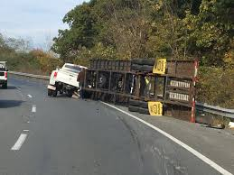 100 Heavy Duty Truck Service Ramps Mass State Police On Twitter MAtraffic Trailer Rollover Ramp