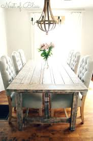 Farmhouse Dining Table Set Beautiful Rustic Farm Room Best Ideas About