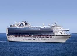 Ruby Princess Baja Deck Plan by Ruby Princess Cruise Ship Profile