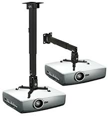 ceiling projector mount epson mount it wall or ceiling projector mount with