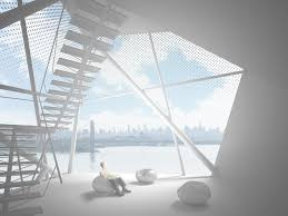 100 Mundi Design World Of Architecture House Of The Future Polyhedra House By Axis