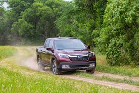 100 Honda Full Size Truck 2017 Ridgeline Restyled Reengineered Talk