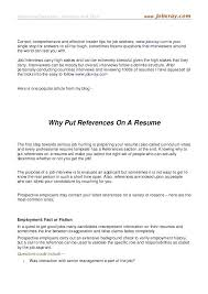 Astonishing Decoration What Do You Put On A Resume How Write Cover Letter Writing References Examples