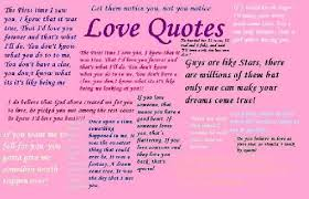 Many Love Quotes