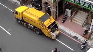 100 Garbage Truck Song Kaohsiung Taiwan Garbage Truck Song YouTube