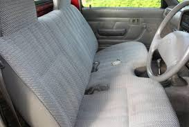 1984 Toyota Truck Seats Ebay 93 Pickup Seat Covers New And Bench ... Xcab Pickup Rugged Fit Covers Custom Car Truck 2018 Honda Ridgeline Compact Pickup Truck Overview Details Rear Tmi Products New Classic Seats Make A Big Statement At Sema Bench Nice Chairs Wonderful Seat Where Can Amazoncom A25 Toyota Front Solid Charcoal Bedryder Bed Seating System 2015 Chevrolet Silverado 1500 Interior Photo Of Clean Modern With Isolated Windows 1984 Ebay 93 And Folding Used 2014 2500hd Regular Cab Pricing For Familycar Conundrum Versus Suv News Carscom