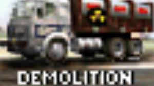 100 Demolition Truck Red Alert 2 S Life YouTube