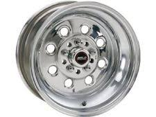 Weld Racing Draglite Polished Wheel 15x4