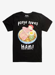 New Studio Ghibli Ponyo Loves Ham T Shirt Size US Large Pre Order Men Women  Unisex Fashion Tshirt Shirt Tee Shirt Shirts From Customtshirt201809, ... 2019 3d Japan Cute Cartoon Hayao Ponyo On The Cliff Headphone Skin Cases For Apple Airpods 12 Silicone Protection Cover From Atomzing2017 282 Pony O Hair Accsories Home Facebook Poster Classic Old Movie Vintage Retro Nostalgia Kraft Paper Wall Stickers 4230 Cm Namshi Coupon Code Discount Shopping Hacks Online Freedrkingwater Com Coupon Code Hana Japanese Restaurant Does Actually Work Ty Hunter On The By Sea Animiation Comprehension Nintendo Switch Online Amazon Cheapest Clothing Stores Heroes Of Newerth Promo Wedding Rings Las Vegas