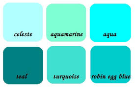 All Information About Teal Vs Turquoise Pictures Of And Many More