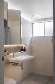 small bathroom design mosman modern badezimmer
