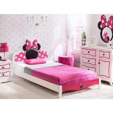 Minnie Mouse Twin Bedding by Minnie Mouse Bedroom Set Also With A Minnie And Mickey Bedding