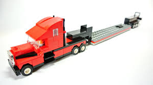 100 Lego Truck LEGO IDEAS Product Ideas With Trailer