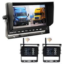 DIGITAL WIRELESS Heavy Duty Backup Camera System With 2-3 Or 4 ... 7inches 24ghz Wireless Backup Camera System For Trucks Ls7006w Zsmj And Monitor Kit 9v24v Rear View Cctv Dc 12v 24v Wifi Vehicle Reverse For Cheap Safety Find 5 Inch Gps Backup Camera Parking Sensor Monitor Rv Truck Winksoar 43 Lcd Car Foldable Wired 7inch 4xwaterproof Rearview Mirror 35 Screen Parking C3 C4 C5 C6 C7 Corvette 19682014 W 7 Pyle Plcmdvr8 Hd Dvr Dual Best Rated In Cameras Helpful Customer Reviews Three Side With