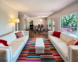 colorful living room rugs ideas photos houzz for 10 makes 24 best
