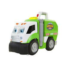 Real Workin' Buddies: Dusty The Garbage Truck | BIG W