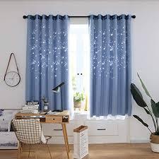 gardinenstangen zubehör feiliandajj 100x50cm weiß vorhang